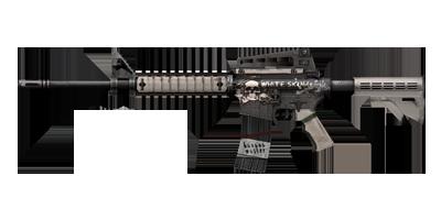 SKULL M4A1 (영구)