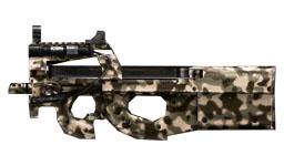 CAMO P90