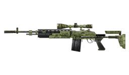 CAMO M14 EBR