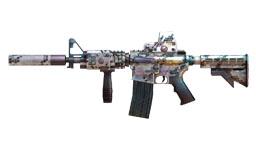 CAMO M4A1 MOD0