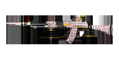LITTLE DEVIL HK416 MOD0 (영구)