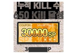 30,000 SP 쿠폰