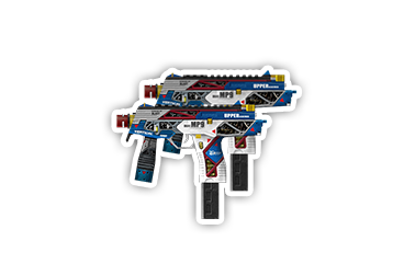 MECHANIC DUAL MP9(영구)