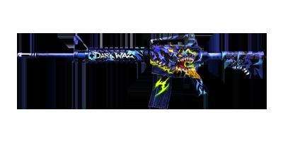DARKWAZ M4A1(영구)